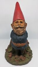 TOM CLARK FOREST GNOME HAND SIGNED 1978 CERTIFICATE OF AUTHENTICITY MINT CONDITI