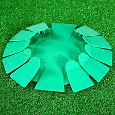 Indoor/Outdoor Green All-Direction Golf Hole Putting Cup Practice Training Aid