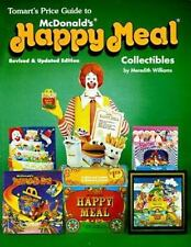 Tomarts Price Guide to McDonalds Happy Meal Collectibles