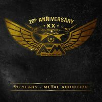 20 YEARS-METAL ADDICTION AFM RECORDS  3 CD NEW+