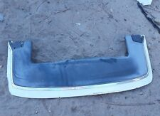 87-91 BMW 325 E30 CONVERTIBLE SOFT TOP COVER OEM WHITE