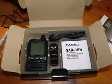 Yaesu FT2D/E handheld dual band transceiver, like new, and still in the box.
