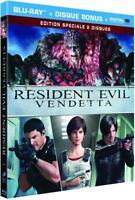 Resident Evil Vendetta COFFRET 2 BLU RAY NEUF SOUS BLISTER