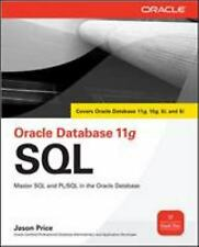 Oracle Database 11g SQL by Price, Jason