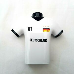 Germany Football T-Shirt Design Pencil Sharpener Double Hole Shave Bin Kids Toys