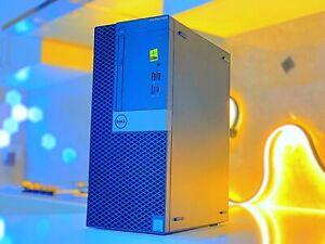 ༺ༀ༂ DELL Optiplex 7050 PC Intel Core i5-7th-8GB-500GB-WiFi-HDMI-Win10Pro-Offic
