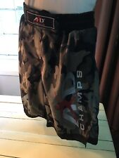 Men's MMA Fighting Boxers/shorts Size Large