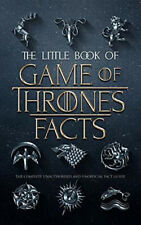 The Little Book of Game of Thrones Facts Paperback