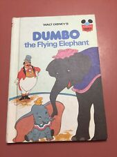 Dumbo the Flying Elephant 1978 Walt Disney