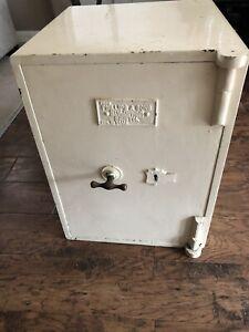 Home Safe - Phillips & Son Bristol Antique Safe / Vintage Safe / Secure Box