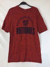 Washington baseball nationals shirt Tshirt size large Genuine