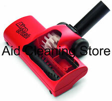 Genuine Numatic 32mm Easy Ride Glide HARD FLOOR Airo Brush Red 290mm 601226