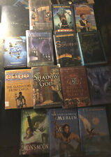 Fantasy Sci-Fi Hardcover Book Lot 433