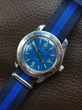Vintage Rodania Mens Diver Watch