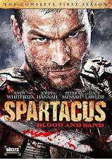 SPARTACUS Blood And Sand Season 1 (Uncut) 4DVD NEW