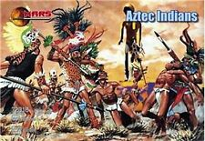 AZTEC WARRIORS INDIANS ANCIENT AGES 1/72 MARS FIGURES 72018
