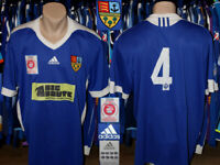 Blythswood Cc Cricket Club Chiang Mai Sixes Adidas #4 Matchworn Cricket Shirt