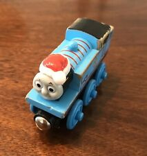 Thomas & Friends Wooden Train Engine Christmas Thomas