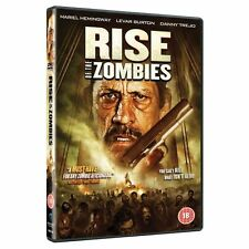 Rise Of The Zombies (DVD, 2013) ** NEW & SEALED ** FAST FREE UK DISPATCH !