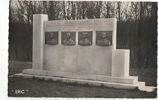 POSTCARD  MILITARY  SAINT LEGER  Memorial to the Resistance Fighters