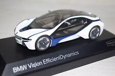 BMW Vision EfficientDynamics weiß 1:43 Paragon neu & OVP PA-91021