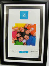 Photo Frame A4 Certificate Size Black X 6 off