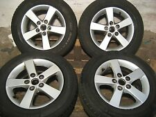 6mm orig. Alu Sommerräder Mazda z.B. 3, 5, 6 - 195/65 R15 6Jx15 ET52,5 5x114,3
