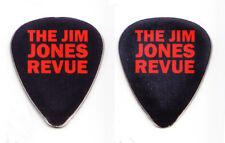 The Jim Jones Revue Black Guitar Pick - 2014 Tour