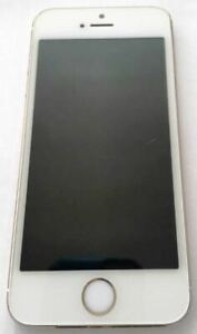 Apple iPhone 5s 16GB White Preowned FOR PARTS A1533 MAY BE LOCKED--METRO PCS