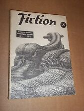 REVUE FICTION  N° 127 (1964) OPTA / SCIENCE-FICTION / FANTASTIQUE / INSOLITE