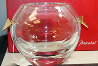 """Baccarat Crystal Ice Bucket, 123 - Limited Edition, 8""""H - $895 V Mint w/Box"""