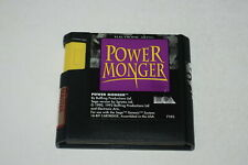 Powermonger Sega Genesis Video Game Cart