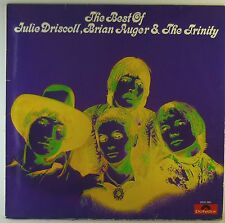 "12"" LP-Julie Driscoll, Brian Auger & the trinity-the Best of-k6338h"