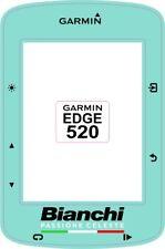 Garmin 520 Decalcomania-Edge Celeste Intenso Oltre XR1, XR4 Specialissima