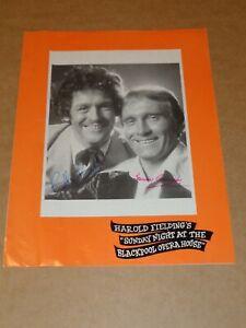 Cannon & Ball 1982 UK Opera House, Blackpool Programme (Hand Signed)