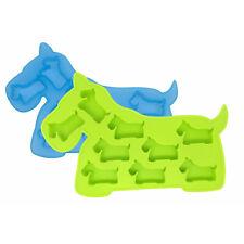 Eddingtons Flexible Silicone Dog Ice Tray Mould Dog Ice Cubes Chocolate Mould