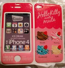NEW HELLO KITTY x MUTA JAPAN Official Gizmobies Case for iPhone 4