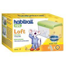 Hagen Habitrail MINI LOFT Gerbils Mice Small Pets