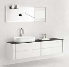 Bathroom Vanity - Modern Bathroom Vanity - Single Sink - Blanc Vanity - 59""