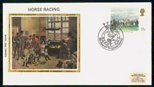 Mayfairstamps Great Britain Fdc 1979 Horse Racing Derby 200 wwm70549