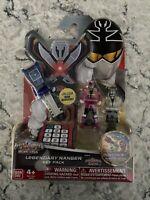 Power Rangers Super Megaforce  Silver, Pink, and Blue Ranger Keys (Translucent)