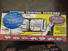 Camper Towing Mirror - Pair Custom CIPA-USA 10400