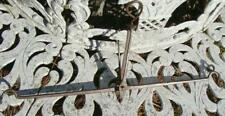 1800's IRON HAND FORGED BLACKSMITH MADE TRADE BARTER SCALES-MUST SEE!