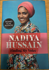 Finding My Voice By Nadiya Hussain Signed By The Author 1st Edition