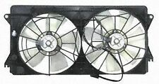 2000-2005 Toyota Celica/MR2 New Radiator/AC Condenser Cooling Fan/Shroud/Motor