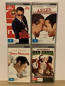 Lot Of 4 Comedy UMD Movies For PSP