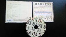 "MADNESS "" OUI OUI SI SI JA JA DA DA   "" CD ALBUM"