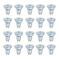 OSRAM LED base par16 gu10 vidrio 3,6w = 50w 350lm blanco cálido 2700k nodim Germany 20er