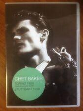 CHET BAKER - Torino 1959 - Stuttgart 1988 - DVD