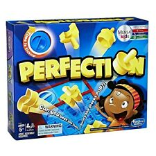 Hasbro Gaming PERFECTION GAME Classic Family Game - Mensa® For Kids